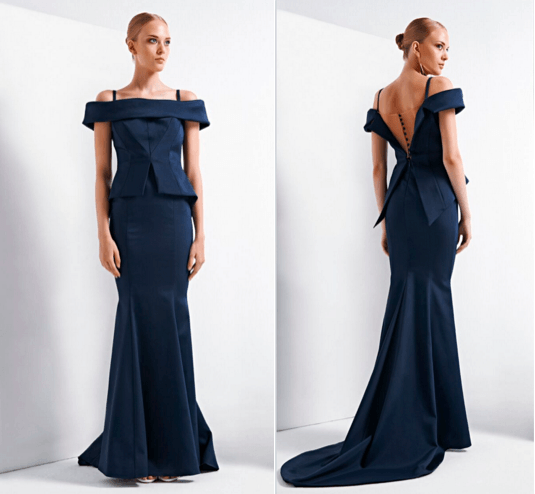 luxus istanbul evening gowns