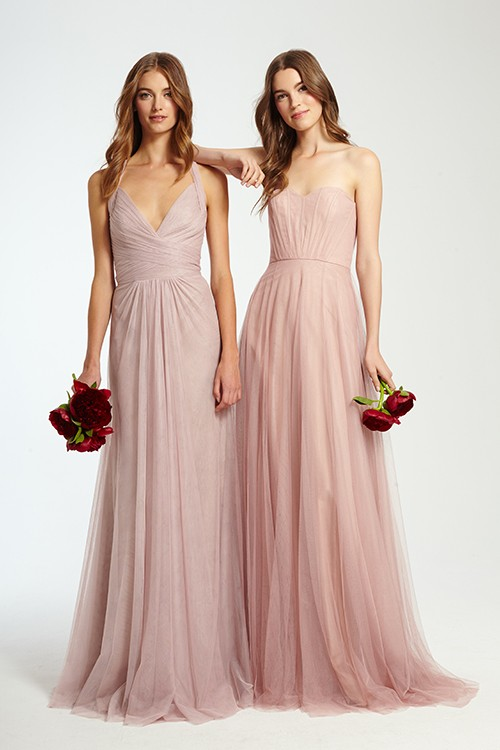 Monique Lhuillier Bridesmaids Spring L Elite Bridesmaid