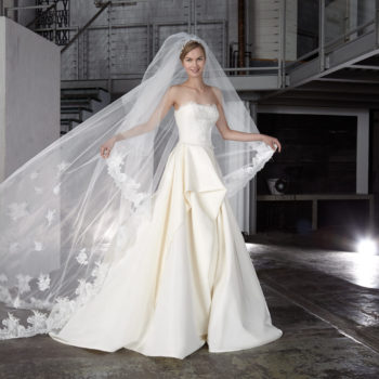 Timeless Couture Bridal and Evening Fashion Designer:  Peter Langner