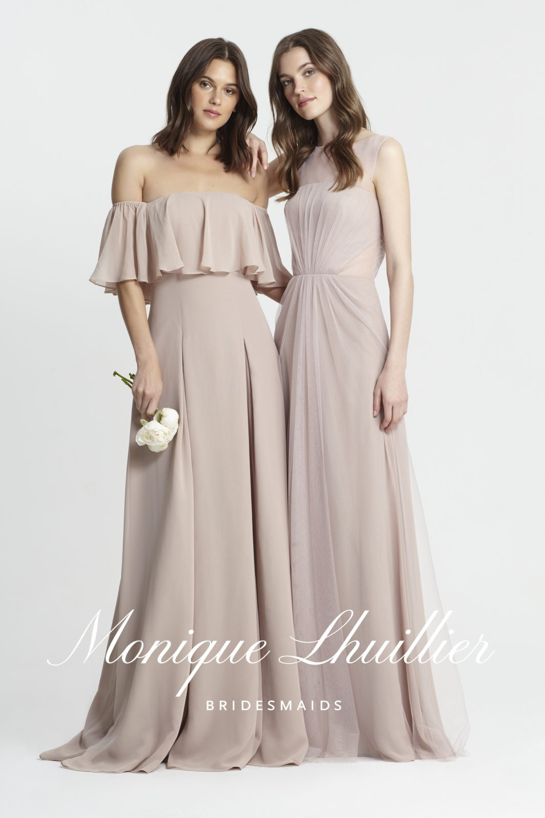 Monique Lhuillier Bridesmaids Trunk Show
