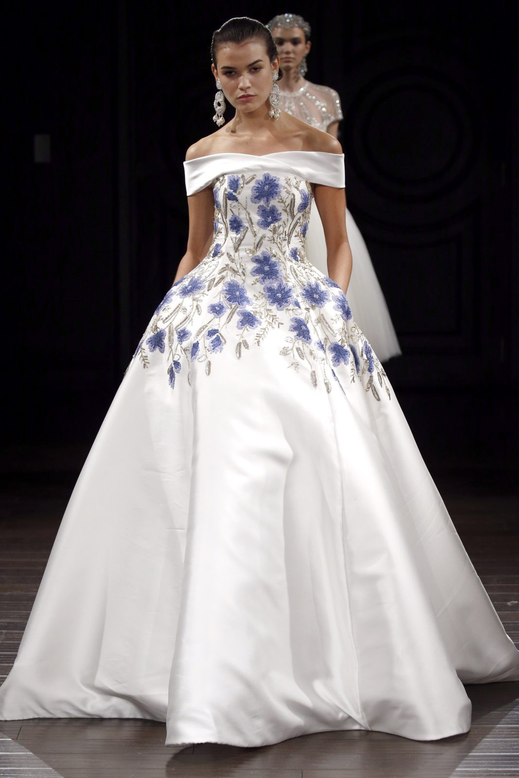 Naeem Khan Bridal Trunk Show
