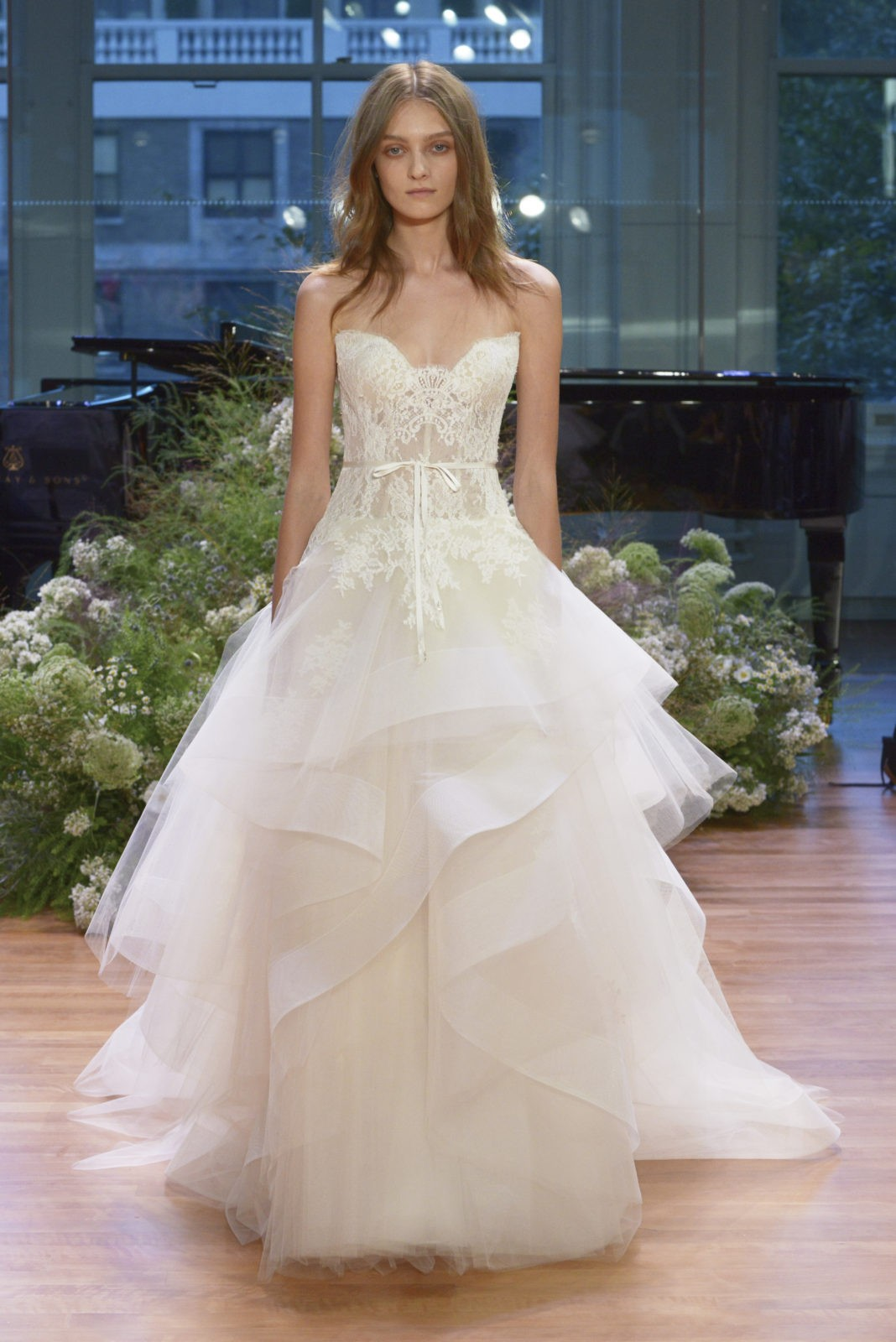 Monique Lhuillier Bridal Trunk Show