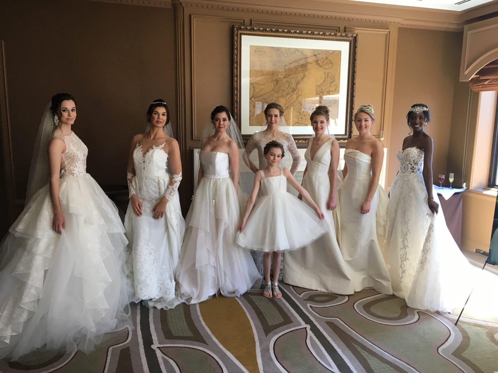 Omni Parker House: Brides of Distinction 2017 Brunch and Fashion ...
