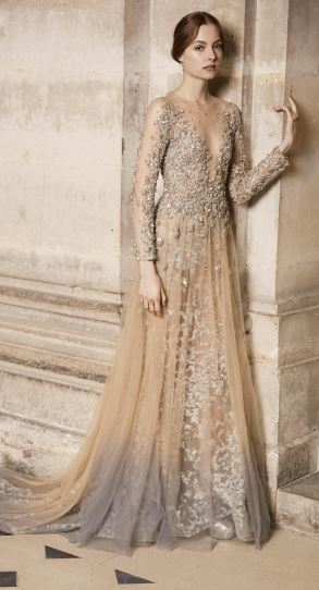 Tony Ward Evening Collection