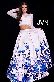 fbfe74cf745 Jovani Prom offers bold floral prints