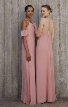 Nouvelle Bridesmaids: Setting the Tone