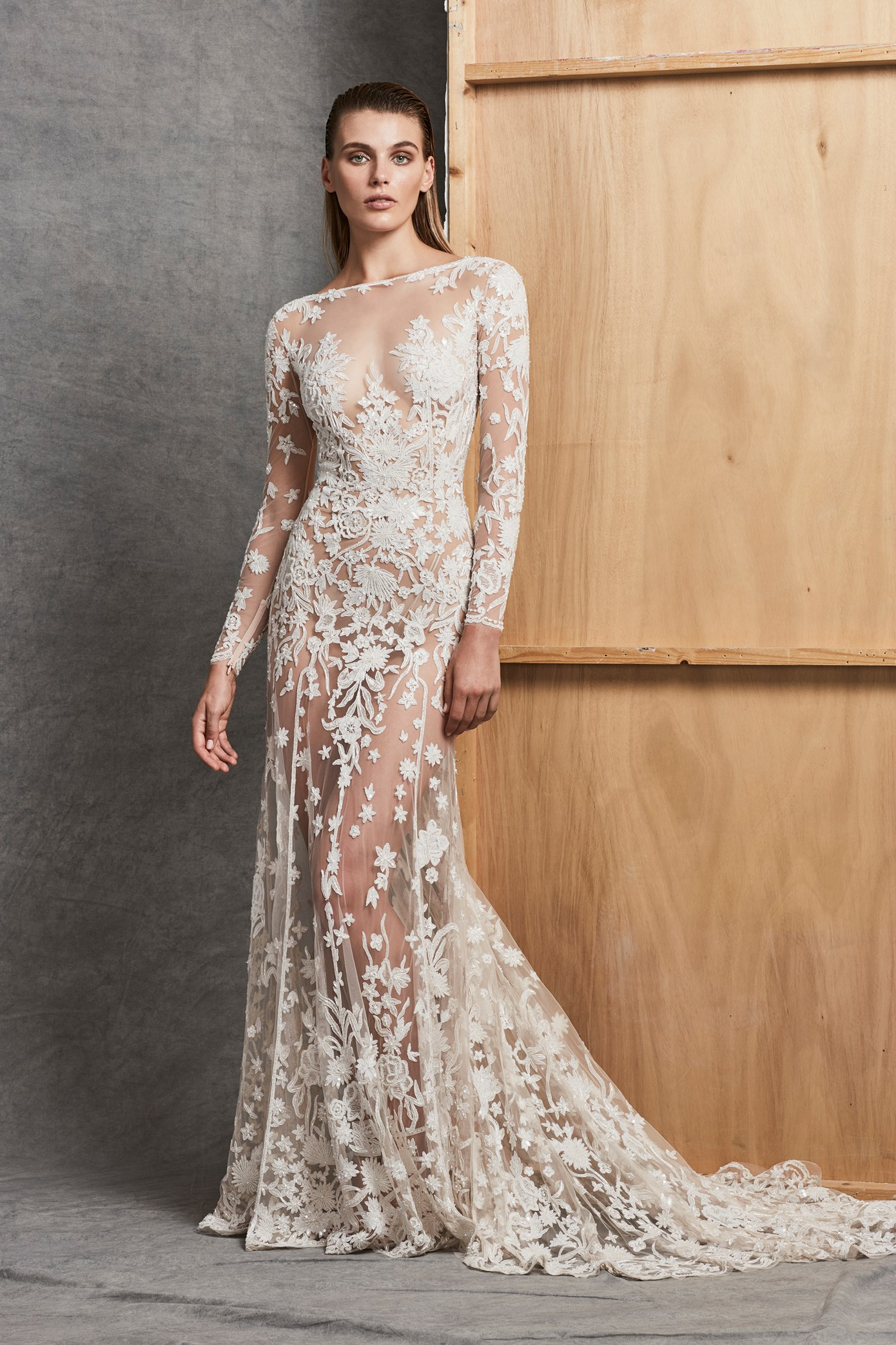 Zuhair Murad Bridal L Elite Bridal Boutique Boston