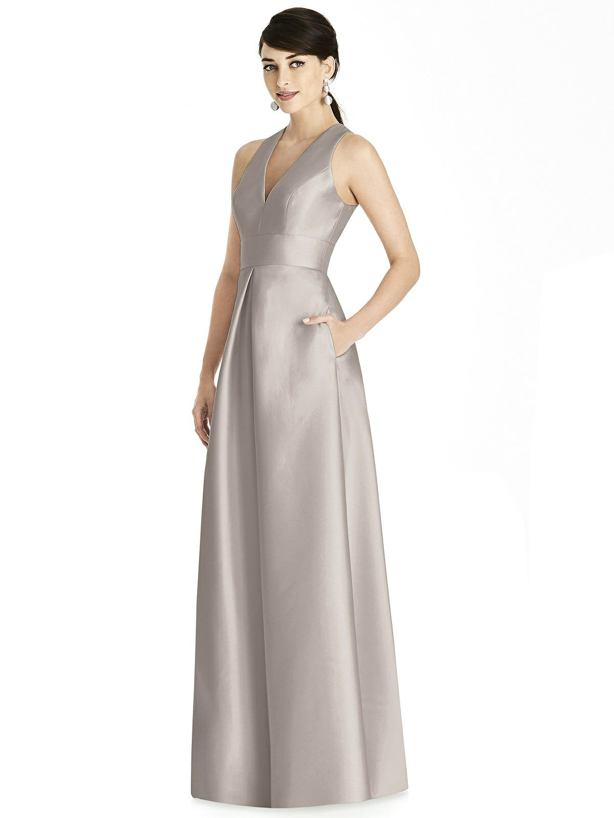 095e8d118d4f ALFRED SUNG. Alfred Sung offers bridesmaid and maternity dresses.