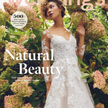 L'elite Bridal Gowns Featured in Boston Wedding Magazine